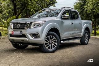 2019 Nissan Navara VL silver