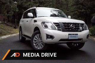 2019 Nissan Patrol – Media Drive