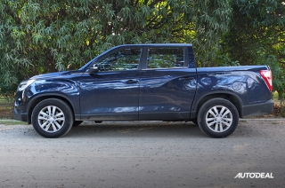 2019 Ssangyong Musso 4x2