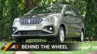 2019 Suzuki Ertiga GLX Black Edition Review