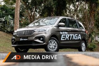 2019 Suzuki Ertiga - Media Drive