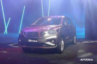 2019 Suzuki Ertiga Philippines