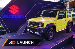 2019 Suzuki Jimny - Launch