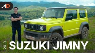 2019 Suzuki Jimny Review - Behind the Wheel