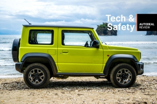 2019 Suzuki Jimny Technology & Safety