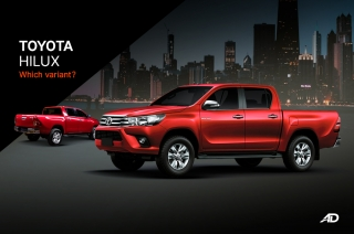 2019 Toyota Hilux: Built for Conquest – Which Variant?