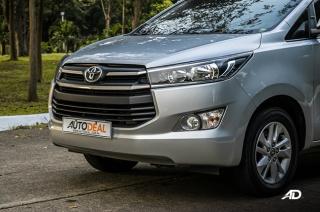 2019 Toyota innova front