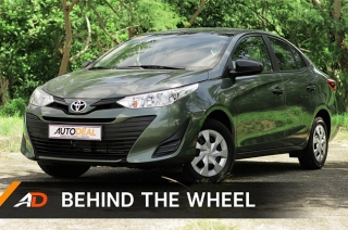 2019 Toyota Vios 1.3 XE - Behind the Wheel