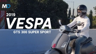 2019 Vespa GTS 300 Super Sport Review - Beyond the Ride
