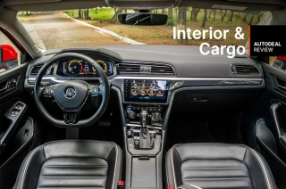 2019 Volkswagen Lamando Interior & Cargo Space