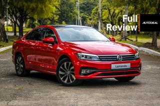 2019 Volkswagen Lamando Philippines