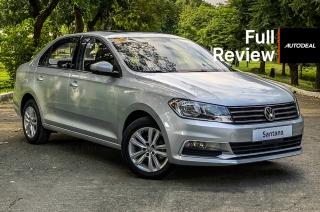 2019 Volkswagen Santana review philippines