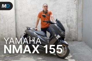 2019 Yamaha NMAX 155 Review - Beyond the Ride