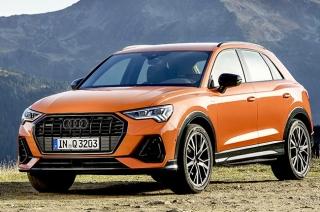 2020 Audi Q3 inline