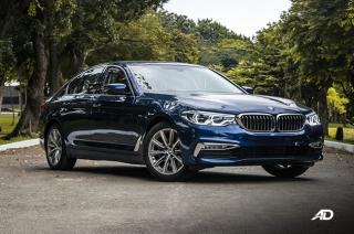 2020 BMW 5 series 520i