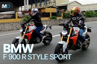 2020 BMW F 900 R Style Sport Review - Beyond the Ride