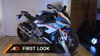2020 BMW S1000RR M Sport - First Look