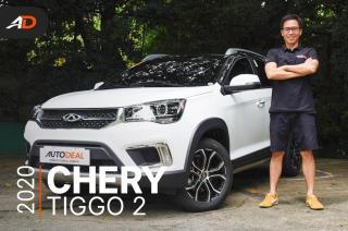 2020 Chery Tiggo 2 Review - Behind the Wheel