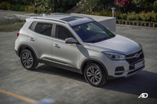 2020 Chery Tiggo 5x Luxury