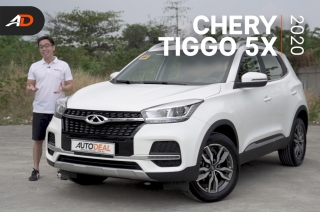 2020 Chery Tiggo 5X Review - Behind the Wheel