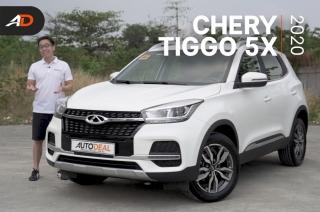 2020 Chery Tiggo 5X Review - Behind the Wheel