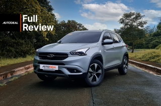 2020 Chery Tiggo 7 AT Review
