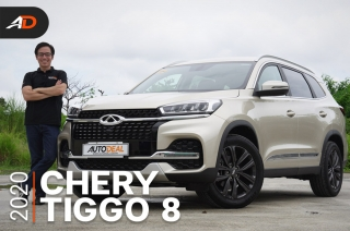 2020 Chery Tiggo 8 Review - Behind the Wheel