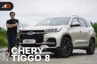 2020 Chery Tiggo 8 Review - Behind the Wheel