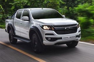 2020 Chevrolet Colorado Trail Boss Philippines