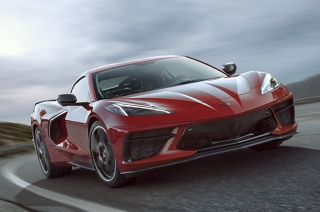 2020 Corvette C8 Stingray