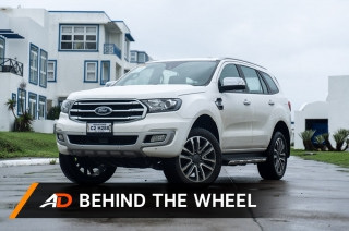 2020 Ford Everest Biturbo Titanium Review - Behind the Wheel
