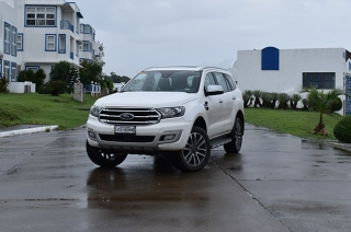 2020 Ford Everest Philippines