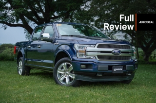2020 Ford F-150 Full review