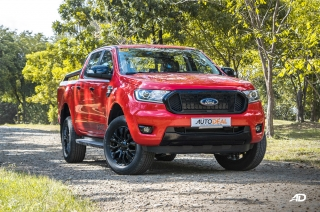 2020 Ford Ranger FX4 philippines launch