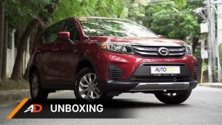 2020 GAC GS3 1.5 GS - AutoDeal Unboxing