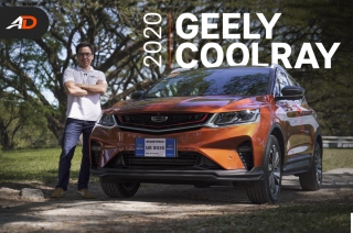 2020 Geely Coolray Review - Behind the Wheel