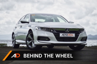 2020 Honda Accord 1.5 EL Turbo CVT Review - Behind the Wheel