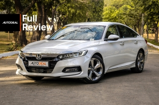 2020 Honda Accord 1.5 Turbo CVT Review