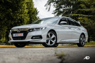 2020 Honda Accord EL Turbo CVT