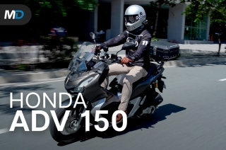 2020 Honda ADV 150 Review - Beyond the Ride