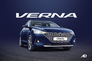 2020 Hyundai verna india