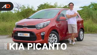 2020 Kia Picanto Review - Behind the Wheel