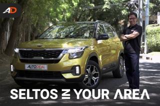 2020 Kia Seltos - Behind the Wheel