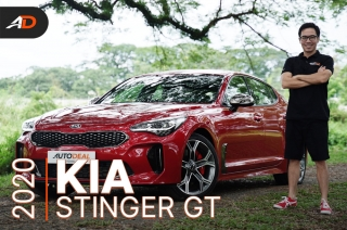 2020 Kia Stinger GT Review - Behind the Wheel