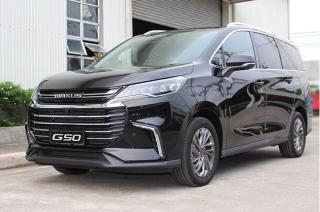 2020 Maxus G50 black