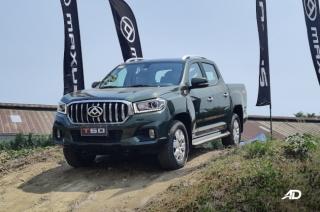 2020 Maxus T60 – Quick Drive Impressions