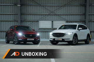 2020 Mazda CX-30 and CX-8 - AutoDeal Unboxing