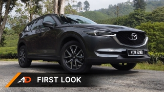 2020 Mazda CX-8 Roll Out