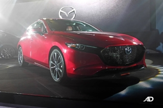 2020 Mazda Hatchback