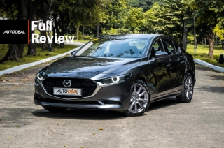 2020 Mazda3 Premium road test review philippines